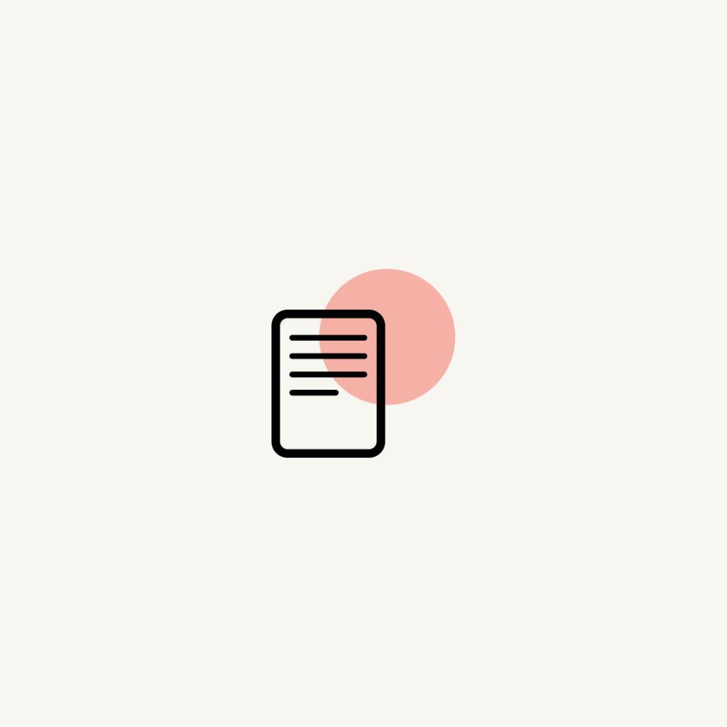 Pictogramme clépucine graphiste, création personnalisé, print